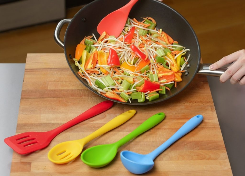 Choose The Best Silicone Cooking Utensils Set Your