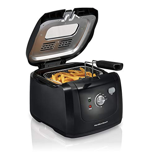 Hamilton Beach Cool Touch Deep Fryer Full Review Your