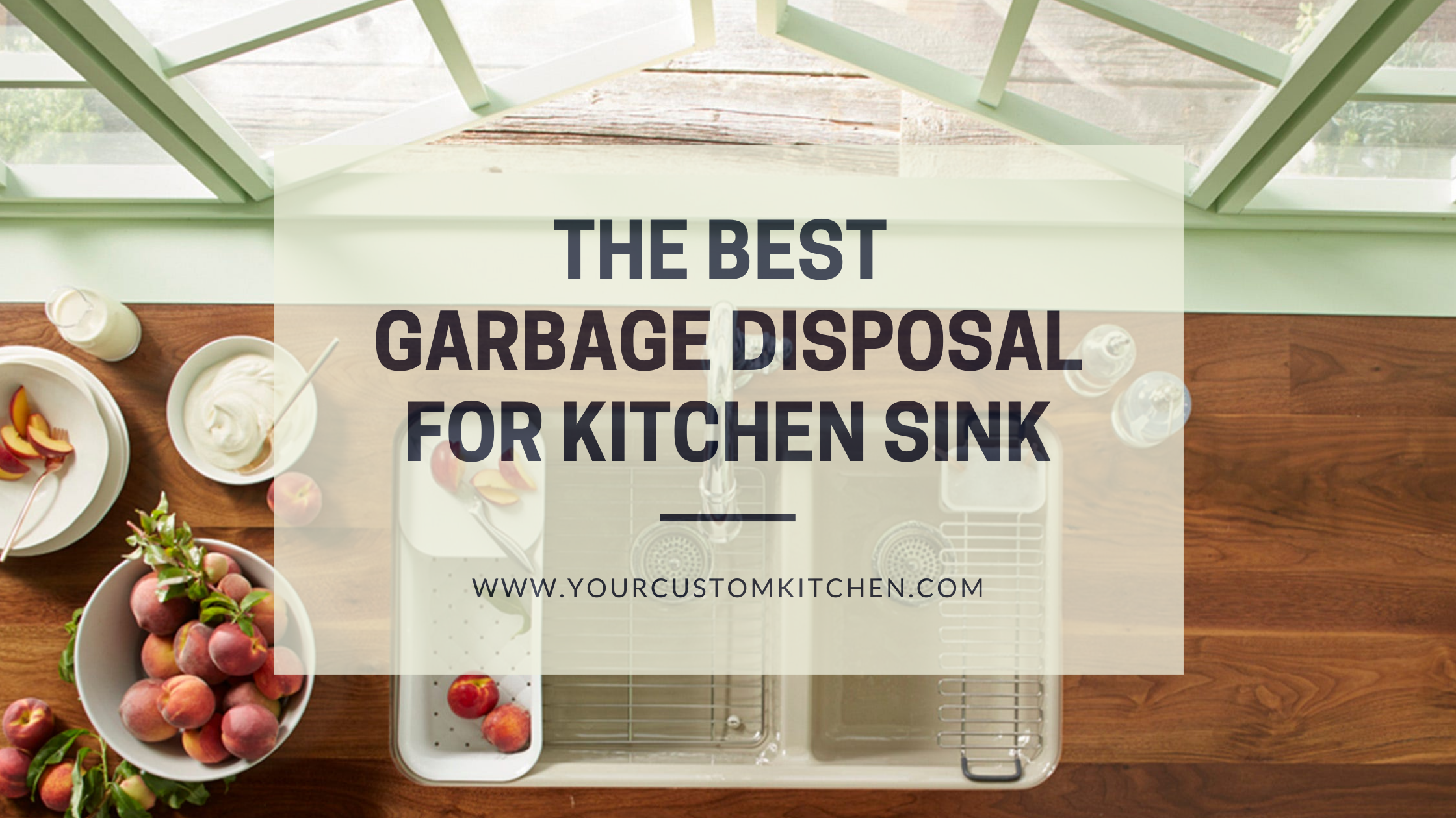 The Best Garbage Disposal For Kitchen Sink