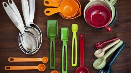 Measuring Cups and Spoons 🥄 For Your Kitchen