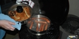 Mush Have Home Used Hot Dog Steamer Machine