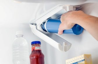 Refrigerator Water Filter Replacement Guide