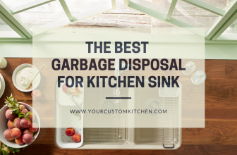Choose The Best Garbage Disposal For Kitchen Sink